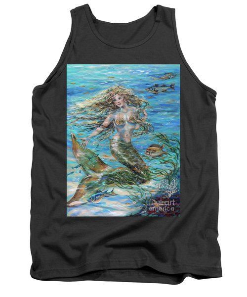 Christophe Siren Tank Top