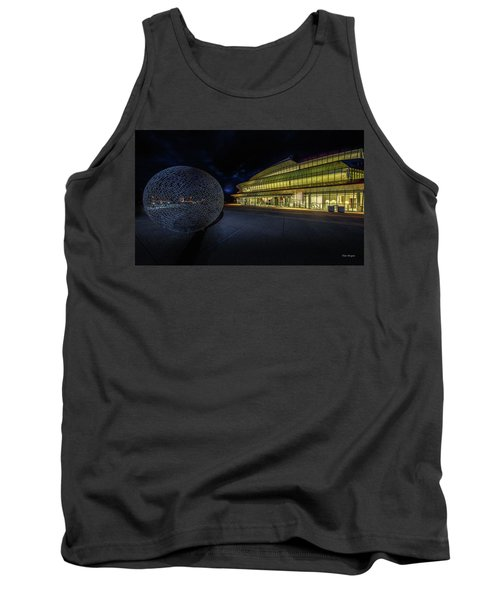Christopher Cohan Center For The Performing Arts  Tank Top