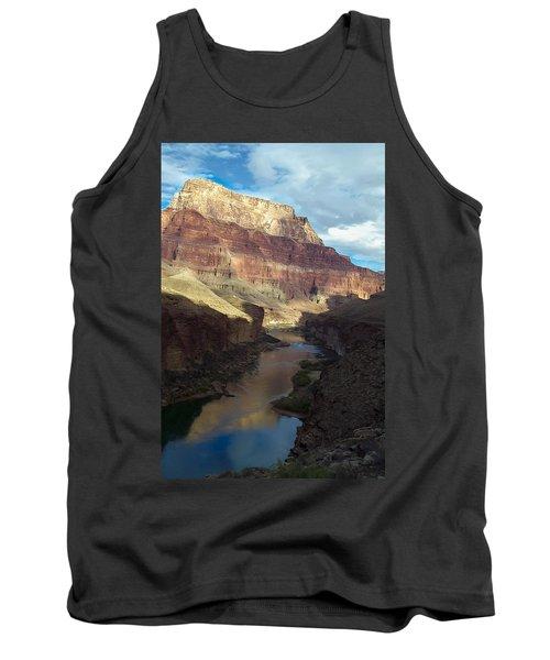 Chuar Butte Colorado River Grand Canyon Tank Top