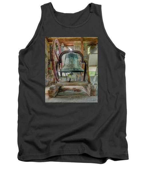 Church Bell 1783 Tank Top by Jim Proctor