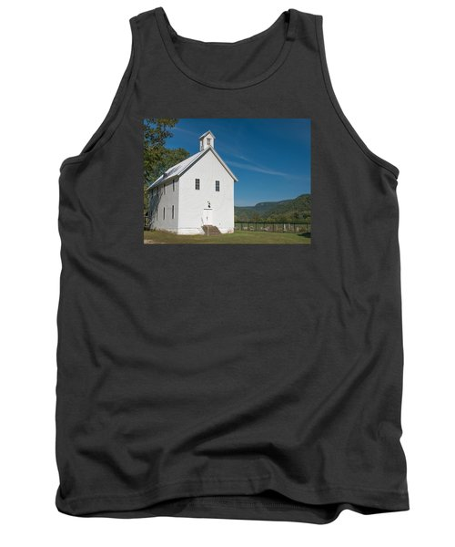 Church House In The Ozarks Tank Top