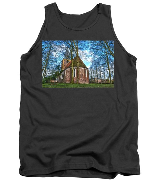 Church In Winsum Tank Top