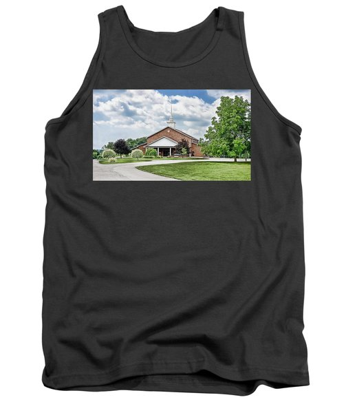 Church On Coldwater Tank Top