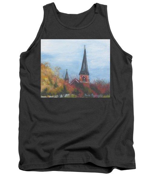 Church Steeple Tank Top