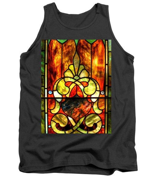 Church Window Tank Top