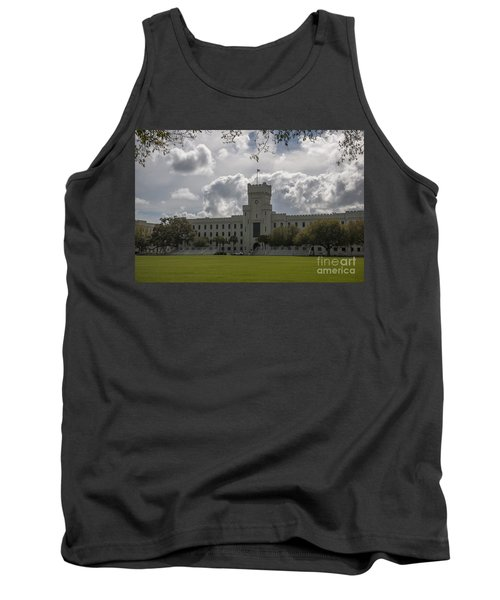 Citadel Military College Tank Top