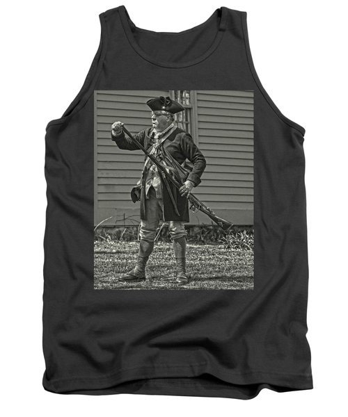 Citizen Soldier Tank Top