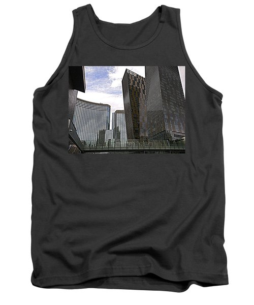 City Center At Las Vegas Tank Top