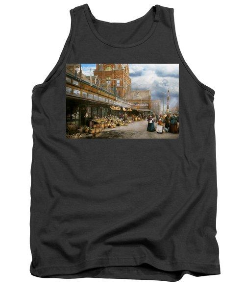City - Kansas City Farmers Market - 1906 Tank Top