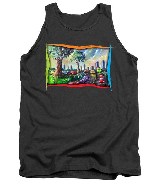 City Life Tank Top