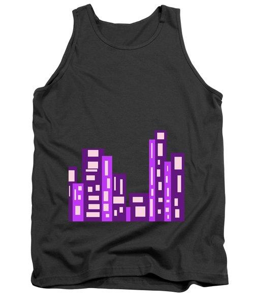 City Night Tank Top