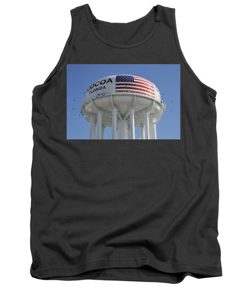City Of Cocoa Water Tower Tank Top