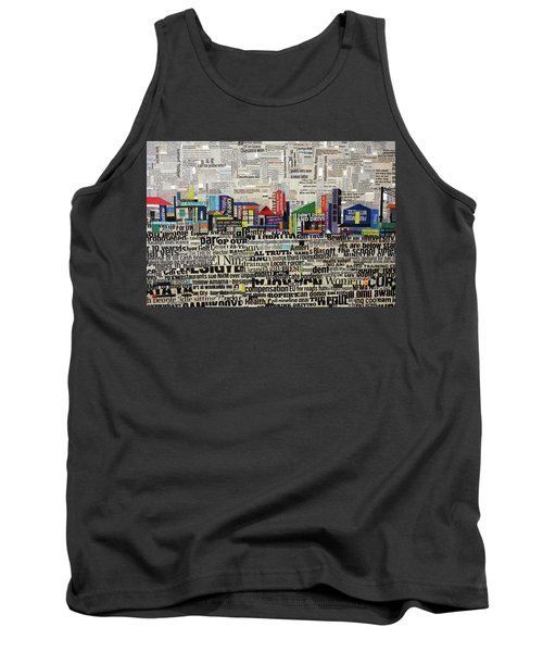 City Scape Tank Top