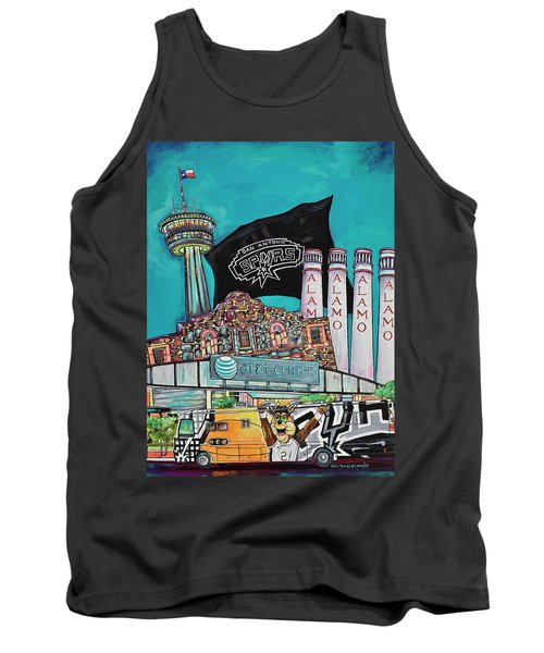 City Spirit Tank Top