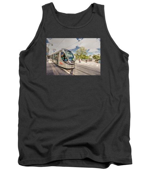 Citypass Tank Top