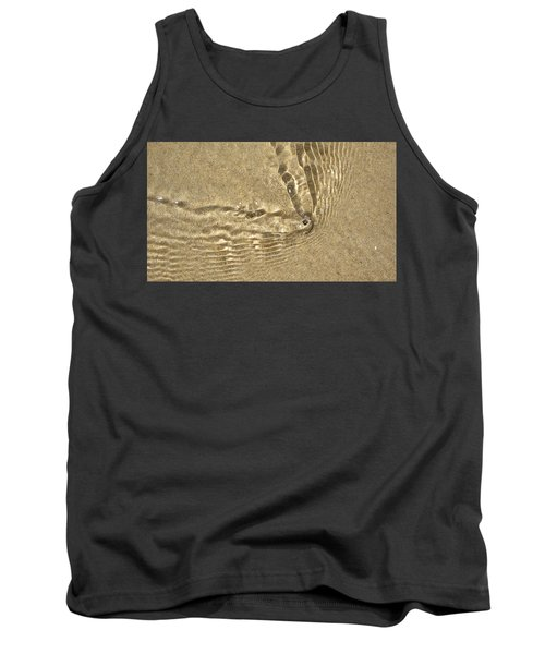 Clams And Ripples Tank Top