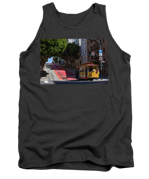 Clang Clang Goes The Cable Car Tank Top