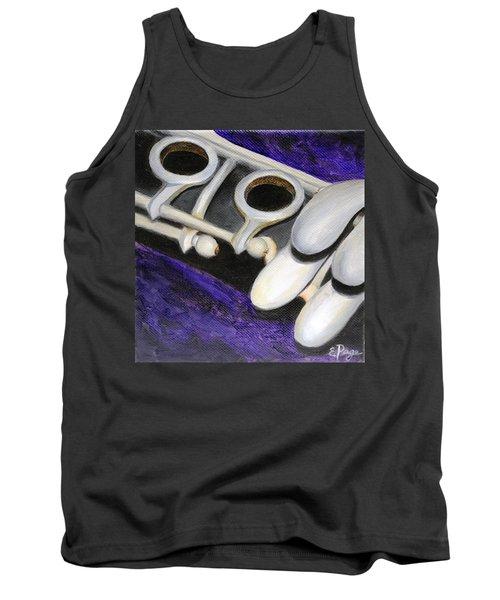 Clarinet Tank Top