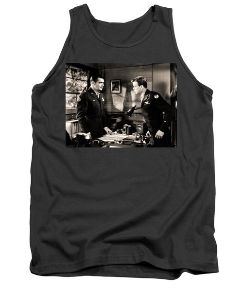 Clark Gable Appearing In Command Decision Tank Top