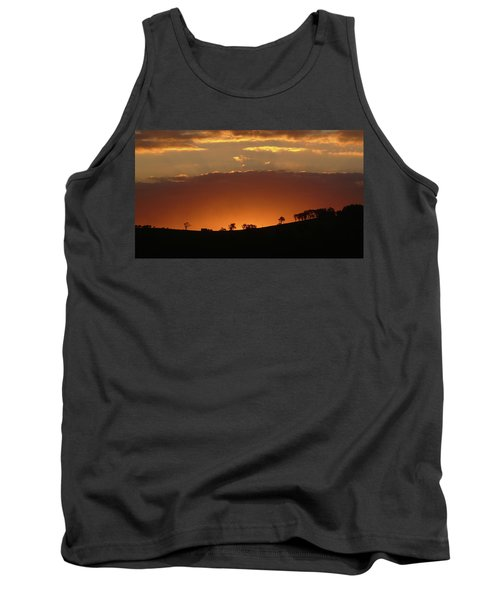 Clarkes Road II Tank Top by Evelyn Tambour