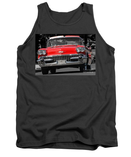 Classic Car Tank Top by Raymond Earley