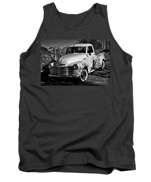 Classic Chevy Truck Tank Top