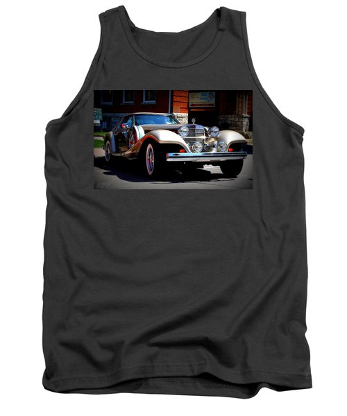 Classic Streets Tank Top by Al Fritz