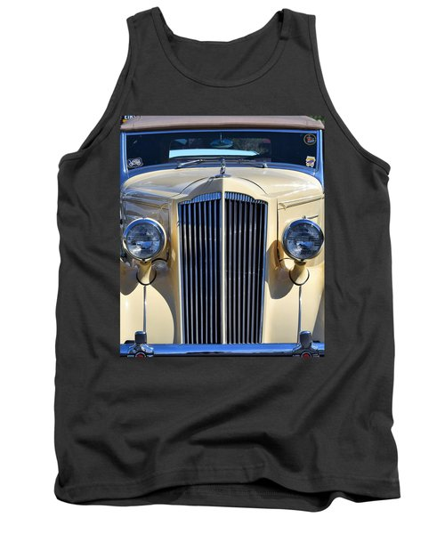 Classy Chassy Tank Top
