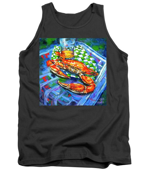 Claw Daddy Tank Top