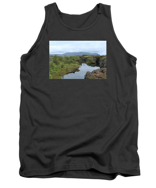 Clear Water Tank Top