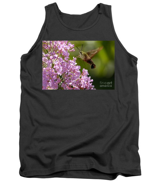 Clearwing Pink Tank Top