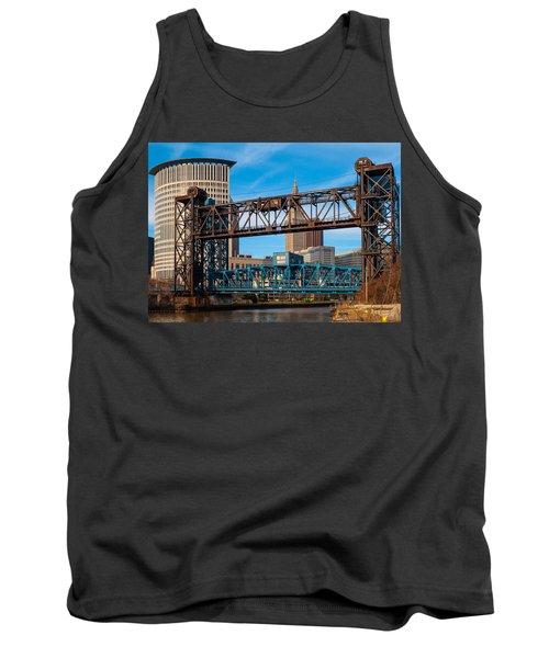 Cleveland City Of Bridges Tank Top
