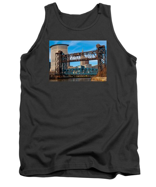 Cleveland City Of Bridges Tank Top