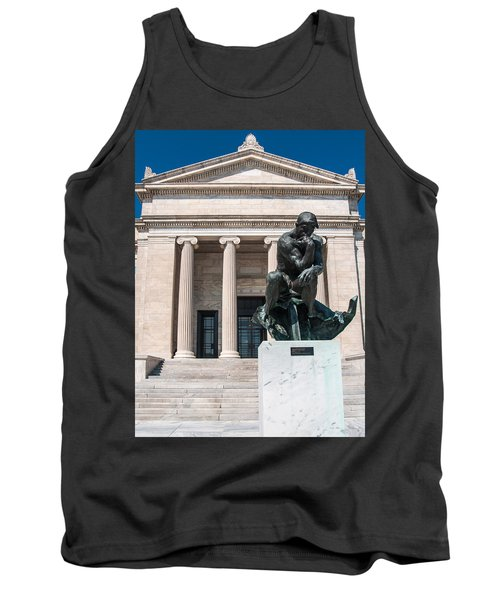 Cleveland Museum Of Art, The Thinker Tank Top