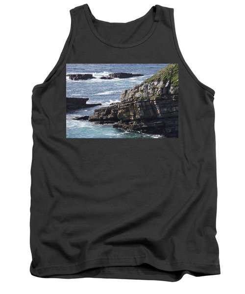 Cliffs Overlooking Donegal Bay Tank Top
