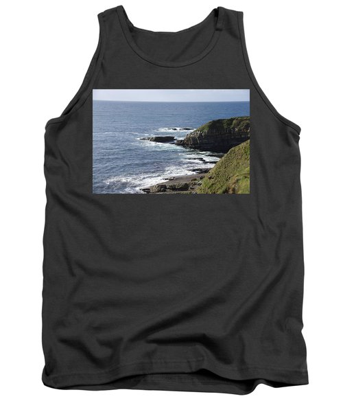 Cliffs Overlooking Donegal Bay II Tank Top by Greg Graham