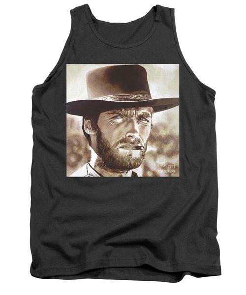 Clint Eastwood Tank Top