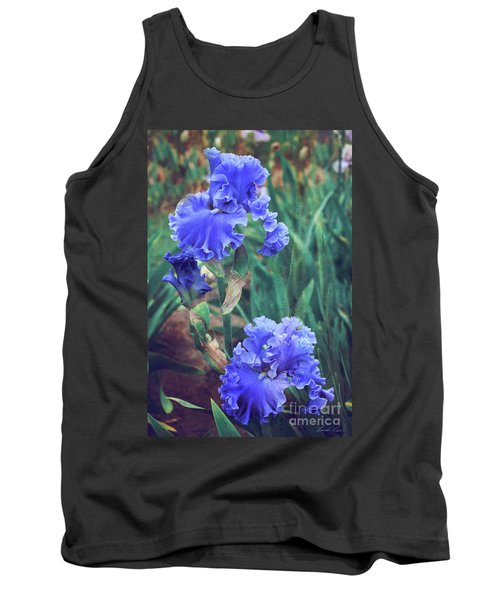 Tank Top featuring the photograph Close To Heaven by Linda Lees