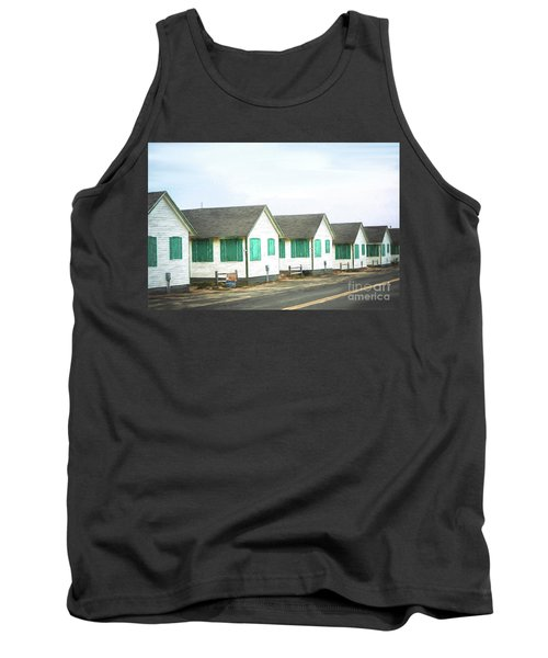 Closed For The Season #2 Tank Top