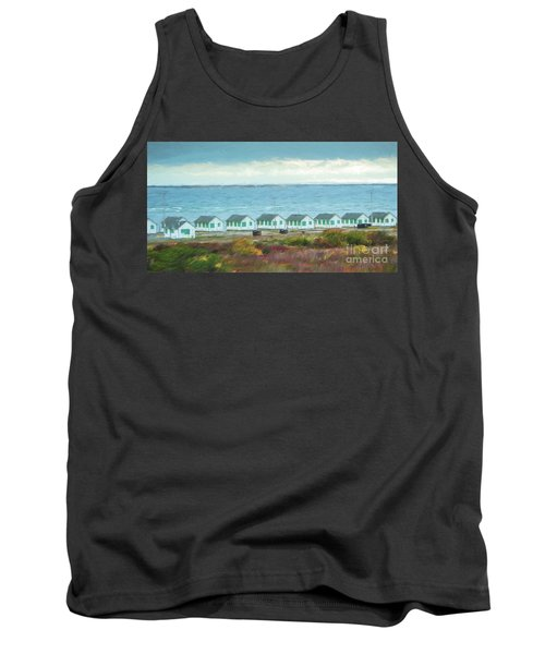 Closed For The Season Tank Top
