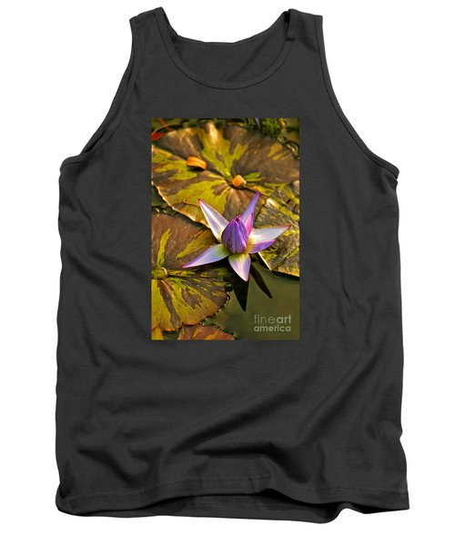 Closing For The Night Tank Top by Michael Cinnamond