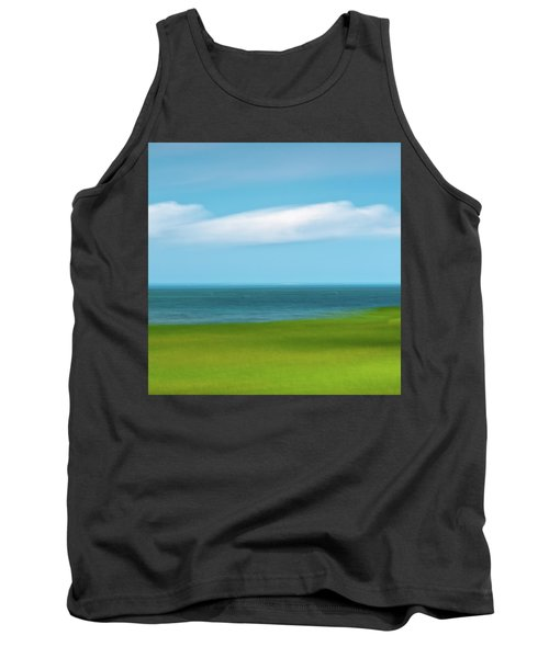 Cloud Bank 3 Tank Top