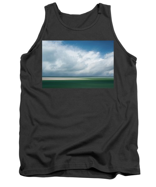 Cloud Bank Over Chatham Tank Top