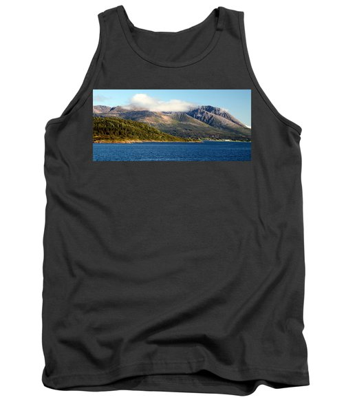 Cloud-capped Mountains Tank Top
