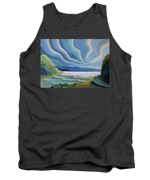 Cloud Forms Tank Top
