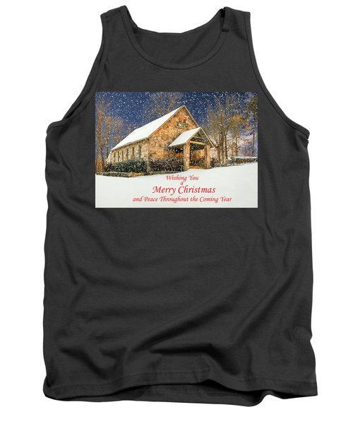 Cloudland Presbyterian Church  Tank Top