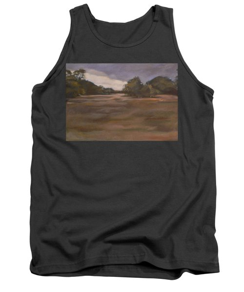 Clouds And Fields Tank Top