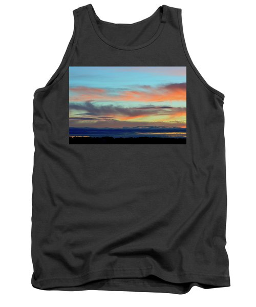 Clouds At Different Altitudes  Tank Top by Lyle Crump