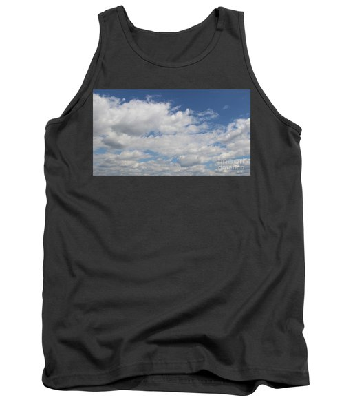 Tank Top featuring the photograph Clouds 17 by Rod Ismay