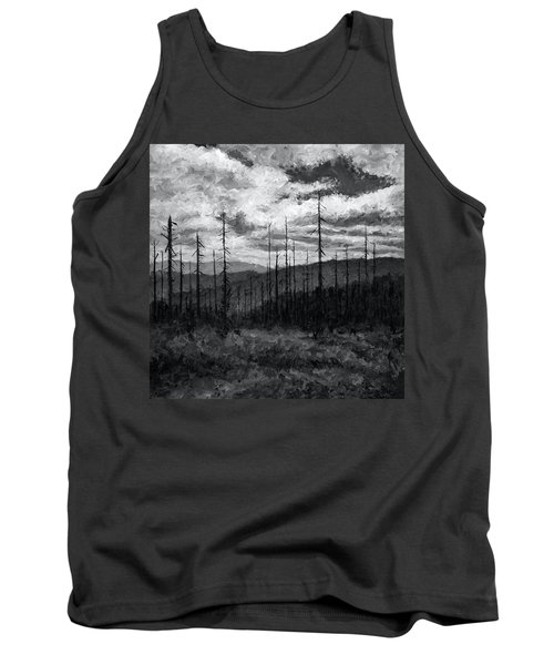 Cloudscape 3 Tank Top
